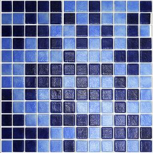 Стеклянная мозаика EZARRI модели 2577-C antislip