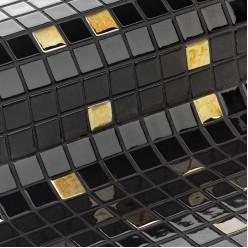 Стеклянная мозаика модели Ezarri Eclipse