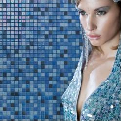 Стеклянная мозаика модели Ezarri Long Island