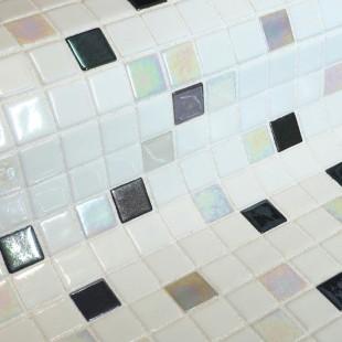 Стеклянная мозаика модели Draco