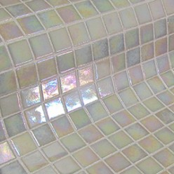 Стеклянная мозаика модели  Ezarri Fosfo Beige IRIS