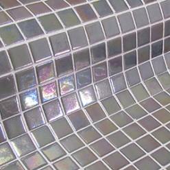 Стеклянная мозаика модели  Ezarri Fosfo Grey IRIS