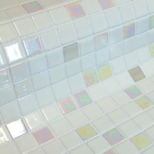 Стеклянная мозаика модели Lepus