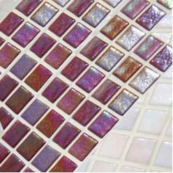 Стеклянная мозаика модели  Cobre Safe Steps