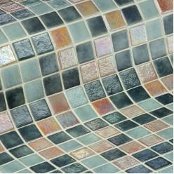 Стеклянная мозаика модели Ezarri Moon