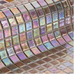Стеклянная мозаика модели Ezarri Nacar