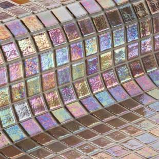 Nacar 3.6 стеклянная мозаика для ванных комнат и бассейнов, глянцевая