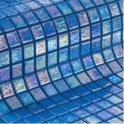 Стеклянная мозаика модели Ocean Safe Steps