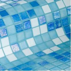 Стеклянная мозаика модели Ezarri Sky