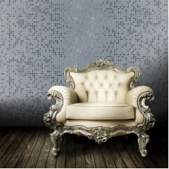 Стеклянная мозаика модели Ezarri Stone