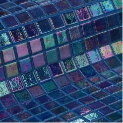 Стеклянная мозаика модели Zafiro Safe Steps