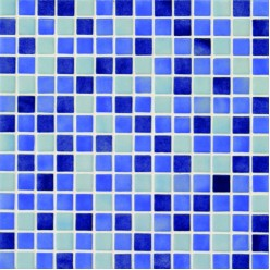 Стеклянная мозаика модели Ezarri Mix 25002-C