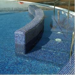 Стеклянная мозаика модели Ezarri Mix 25003-B