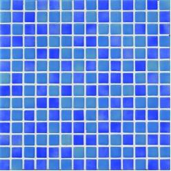 Стеклянная мозаика модели Ezarri Mix 25004-B