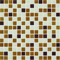 Стеклянная мозаика модели Ezarri Mix 25012-C