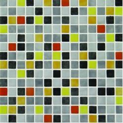 Стеклянная мозаика модели Ezarri Mix 25013-E