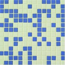 Стеклянная мозаика модели Ezarri Mix 2578-B