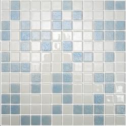 Стеклянная мозаика модели Ezarri Mix 2545/2521