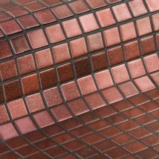 Leo полуглянцевая стеклянная мозаика для ванных комнат и бассейнов