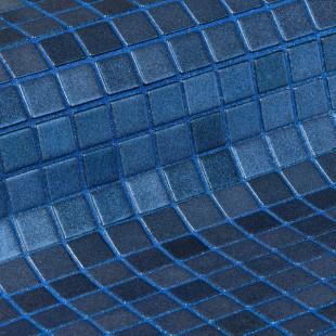 Sagittarius полуглянцевая стеклянная мозаика для ванных комнат и бассейнов