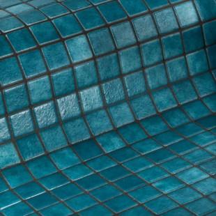 Стеклянная облицовочная мозаика модели 2502-A Safe Steps