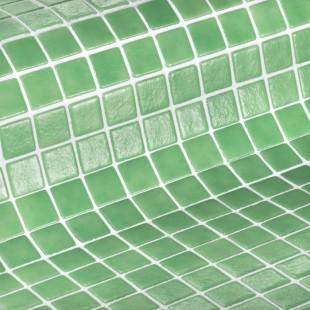 Стеклянная облицовочная мозаика модели 2507-A Safe Steps