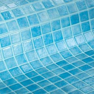 Стеклянная облицовочная мозаика модели 2508-A Safe Steps