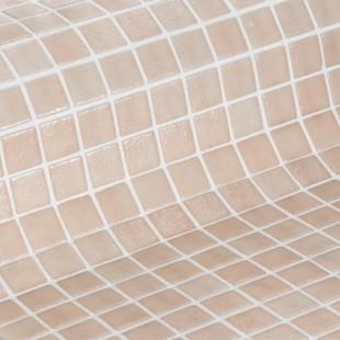 Стеклянная облицовочная мозаика модели 2523-B Safe Steps