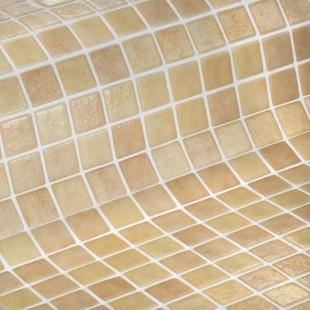 Стеклянная облицовочная мозаика модели 2576-B Safe Step