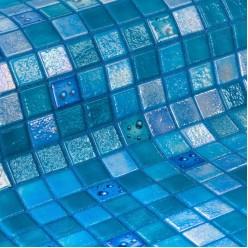 Стеклянная мозаика модели Ezarri Drops