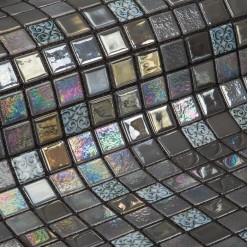 Стеклянная мозаика модели Ezarri Mochi
