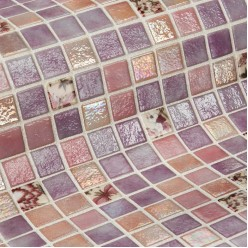 Стеклянная мозаика модели Ezarri Violet