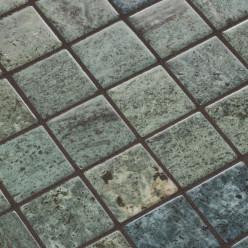 Стеклянная облицовочная мозаика модели Bali Stone 50 Safe
