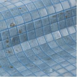Стеклянная облицовочная мозаика модели Makauba