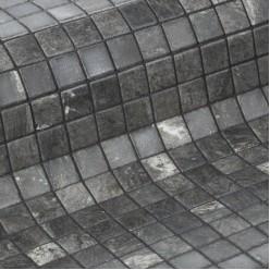 Стеклянная облицовочная мозаика модели Phyllite