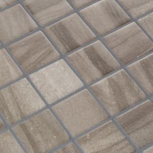Стеклянная облицовочная мозаика модели Sarsen 50 Safe