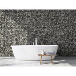 Стеклянная облицовочная мозаика модели Tigrato 50 Safe