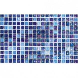 Rock №8 стеклянная мозаичная растяжка для ванн, бассеинов и внутренней облицовки