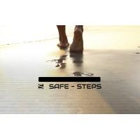 SAFE STEPS:  Новая нескользящая мозаика от фабрики «Ezarri»